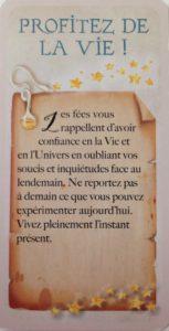 Recto Carte Conseils de fées le coffret / éditions jouvence