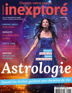couverture du magazine inexploré