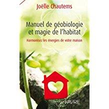 """Couv """"Manuel de géobiologie et magie de l'habitat"""""""