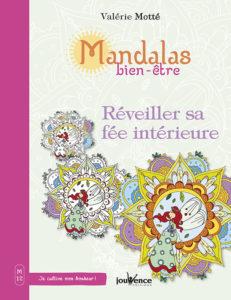 Couv des mandalas - Valérie Motté