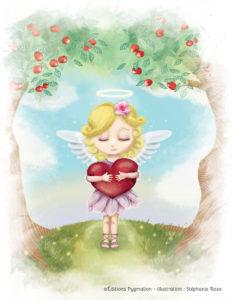 L'ange de l'amour - Stéphanie Roze/éditions Pygmalion