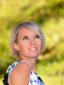 Portrait d'Elina Vorger